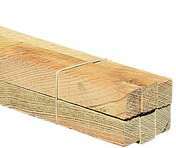 Liteau Sapin du Nord brut section 32x32mm long.2,40m - Laine de verre en rouleau TI 212 revêtue kraft ép.80mm larg.1,20m long.12,20m surface 14,64m² - Gedimat.fr