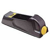 Rabot bloc corps métallique forme ergonomique lame 4,2cm - Bande de chant mélaminé pré-encollé ép.4mm larg.23mm long.100m Pamplemousse - Gedimat.fr