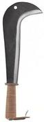 Serpe italienne manche bois et cuir long.28 cm - Outillage du jardinier - Outillage - GEDIMAT