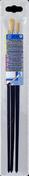 Brosse à tableau ronde fibres soies manche bois verni n°6-10-14 pochette de 3 pièces - Traitement volets portes bardages TX203 pot de 1L incolore - Gedimat.fr