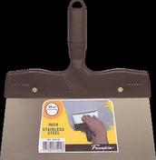 Couteau à enduire inox manche polypropylène 24mm - Pistolet professionnel pour cartouche de silicone/colle/mastic 310ml - Gedimat.fr
