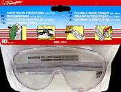 Masque de protection à valves polycarbonate incolore - Protection des personnes - Vêtements - Outillage - GEDIMAT