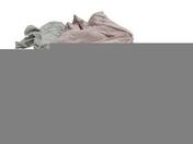 Chiffons d'essuyage sachet de 1kg - Brosse pouce mélange soies fibres synthétiques spécial acryl professionnel manche bois verni n°4 diam.25mm - Gedimat.fr