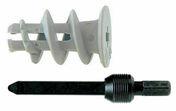 Cheville de fixation nylon spéciale plaque de plâtre GK-S sans vis long.22mm en boîte de 100 pièces - Chevilles - Quincaillerie - GEDIMAT