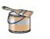 Teinte pour lambris CLASSIC pot de 0,25l Craie - Produits de finition bois - Peinture & Droguerie - GEDIMAT