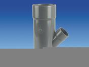 Branchement PVC MF 45° diam.125/100mm - Traitements des eaux - Matériaux & Construction - GEDIMAT