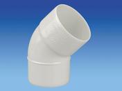 Coude PVC 45° MF diam.80mm blanc - Bois Massif Abouté (BMA) Sapin/Epicéa non traité section 100x220 long.9,50m - Gedimat.fr