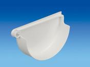 Fond de naissance à coller gauche pour gouttière PVC de 25 coloris blanc - Poutrelle en béton LEADER 112 haut.11cm larg.9,5cm long.2,60m - Gedimat.fr