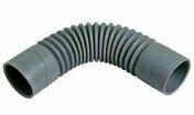 Raccord PVC articulé diam.32mm MAGICOUDE - Dalle PVC plombante TILT Béton larg.45,72cm long.45,72cm gris - Gedimat.fr
