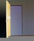 Bloc-porte isolant climat B huisserie de 66x55mm haut.2,04m larg.73cm droit poussant - Porte d'entrée PVC ARGOS avec isolation totale de 120 mm droite poussant haut.2,15m larg.80cm blanc - Gedimat.fr