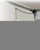 Automatisme porte de garage sectionnelle NOVOPORTE - Automatismes - Electricité & Eclairage - GEDIMAT