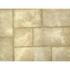 Dallage MANOIR BRADSTONE multiformat pack B en pierre reconstituée aspect pierre de taille ép.4cm coloris Gironde - Bois Massif Abouté (BMA) Sapin/Epicéa traitement Classe 2 section 60x100 long.13m - Gedimat.fr
