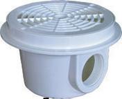 Bonde de fond pour piscine avec liner - Accessoires et Equipements - Aménagements extérieurs - GEDIMAT