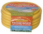 Tuyau d'arrosage TECHN'OFLEX diam.25mm couronne 25m - Té égal à sertir pour tube multicouche Fluxo diam.32mm - Gedimat.fr