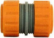 Jonction de réparation pour tuyau d'arrosage plastique diam.15mm en vrac 1 pièce - Tuyaux d'arrosage - Aménagements extérieurs - GEDIMAT