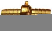 Raccord d'arrosage laiton 3 pièces pour tuyau diam.19mm écrou diam.20x27mm en vrac 1 pièce - Tuyaux d'arrosage - Plein air & Loisirs - GEDIMAT
