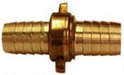 Raccord d'arrosage laiton 3 pièces pour tuyau diam.25mm écrou diam.26x34mm en vrac 1 pièce - Tuyaux d'arrosage - Plein air & Loisirs - GEDIMAT