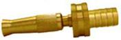 Lance d'arrosage cylindrique en laiton diam.19mm avec collier - Tuyaux d'arrosage - Plein air & Loisirs - GEDIMAT