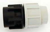 Raccord polypropylène droit pour tuyau polyéthylène Plasson diam.25mm sortie femelle diam.26x34mm en vrac 1 pièce - Doublage isolant plâtre + polyuréthane PREGYRETHANE 23 ép.10+50mm larg.1,20m long.2,60m - Gedimat.fr