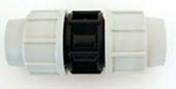 Manchon polypropylène égal pour tuyau polyéthylène Plasson diam.40mm en vrac 1 pièce - Arrosages enterrés - Aménagements extérieurs - GEDIMAT