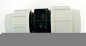 Manchon polypropylène réduit pour tuyau polyéthylène Plasson diam.25mm réduit diam.20mm - Arrosages enterrés - Aménagements extérieurs - GEDIMAT