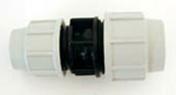 Manchon polypropylène réduit pour tuyau polyéthylène Plasson diam.40mm réduit diam.32mm - Arrosages enterrés - Aménagements extérieurs - GEDIMAT