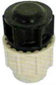 Bouchon polypropylène pour tuyau polyéthylène Plasson diam.32mm en vrac 1 pièce - Laine de verre en rouleau PRK 35 revêtue kraft ép.100mm larg.1,20m long.5,40m - Gedimat.fr