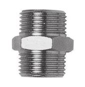 Raccord 1/4''M-1/4''M blister 6 pièces - Compresseurs - Outillage - GEDIMAT