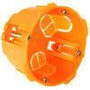 Boîte d'encastrement pour cloison creuse 1 poste diam.65mm prof.40mm - Modulaires - Boîtes - Electricité & Eclairage - GEDIMAT
