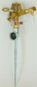 Asperseur métal sur pic TEC 130 - Pulvérisateurs - Plein air & Loisirs - GEDIMAT