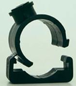 Colliers plastiques diam.16mm sous blister de 10 pièces - Arrosages goutte à goutte - Aménagements extérieurs - GEDIMAT