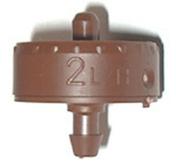 Goutteur standard débit 2L/heure en vrac 100 pièces - Arrosages goutte à goutte - Aménagements extérieurs - GEDIMAT