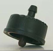 Goutteur auto régulant débit 4L/heure en sachet de 50 pièces - Arrosages goutte à goutte - Aménagements extérieurs - GEDIMAT