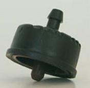 Goutteur auto régulant débit 4L/heure en sachet de 100 pièces - Arrosages goutte à goutte - Aménagements extérieurs - GEDIMAT