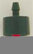 Goutteur en ligne débit 4L/heure sous coque de 10 pièces - Arrosages goutte à goutte - Aménagements extérieurs - GEDIMAT