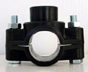 Collier de prise en charge pour tuyau polyéthylène diam.20mm sortie diam.15X21mm en vrac 1 pièce - Arrosages enterrés - Aménagements extérieurs - GEDIMAT