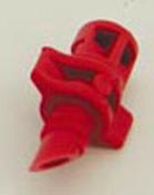Maxijets d'arrosage angle 360° Techno sous coque de 10 pièces - Tuile châtière 16x38 une piece coloris vieilli masse - Gedimat.fr