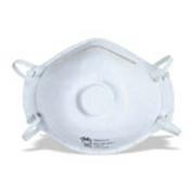Masque de protection anti poussières avec soupape FFP2 lot de 2 pièces - Pistolet professionnel pour cartouche de silicone/colle/mastic 310ml - Gedimat.fr