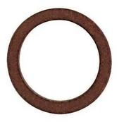 Joint d'étanchéité fibre pour filetage femelle diam.20x27mm 5 pièces - Joints - Plomberie - GEDIMAT