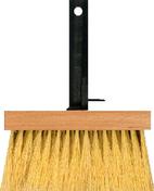 Brosse à décapant fibres naturelles Tampico semelle et manche monobloc polypropylène 17cm - Outillage du peintre - Peinture & Droguerie - GEDIMAT