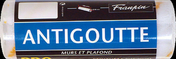 Manchon polyester tissé pour rouleau peinture antigoutte diam.6cm larg.18cm - Protection grande surface trs P728 larg.1,10m long.20m - Gedimat.fr