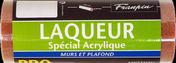 Manchon mousse floquée pour rouleau peinture acryl larg.180mm diam.60mm - Peinture murale séjour et chambre CREME DE COULEUR 0,5L acapulco - Gedimat.fr