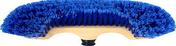 Balai demi-tête synthétique bleu semelle polypropylène 30cm - Enduit d'imperméabilisation et de décoration de façade manuel WEBER.PROCALIT F sac 25 kg Terre orangée teinte 312 - Gedimat.fr