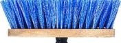 Balai pour sol ciment fibre PVC semelle bois sans manche long.29cm - Grille aluminium NICOLL type persienne avec moustiquaire carrée 150x150mm coloris blanc - Gedimat.fr
