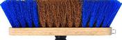 Balai pour carrelage coco/polypropylène ondulé à moustache semelle bois long.29cm - Enduit de parement traditionnel PARDECO TYROLIEN sac de 25kg coloris R65 - Gedimat.fr