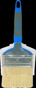 Brosse plate bi matière spécial acryl mélange soie et fibres synthétiques manche bi matière n°80 larg.80mm - Poutre VULCAIN section 25x25 cm long.4,00m pour portée utile de 3,1 à 3,60m - Gedimat.fr