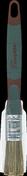 Brosse plate bi matière spécial traitement bois mélange soie et fibres synthétiques manche bi matière n°30 larg.25mm - Appui de fenêtre ASPECT BRIQUE ép.6cm larg.35cm long.70cm - Gedimat.fr