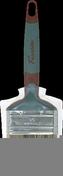 Brosse plate bi matière spécial traitement bois mélange soie et fibres synthétiques manche bi matière n°65 larg.65mm - Rive à petit rabat gauche pour tuiles PERIGORD 18x28 coloris vieux toit - Gedimat.fr