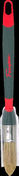Brosse à rechampir spécial peinture glycéro diam.18mm n°0 - Panneau de particules brut STD ép.19mm larg.2,07 long.3,05m - Gedimat.fr