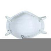 Masque anti-poussière avec soupape fibre non tissée protection FFP1 lot de 2 pièces - Pistolet professionnel pour cartouche de silicone/colle/mastic 310ml - Gedimat.fr